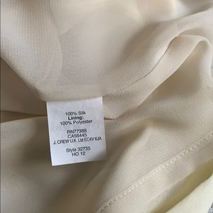 J. Crew Tops - Good condition , sleeves